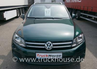 VW Touareg V6 3.0 TDI