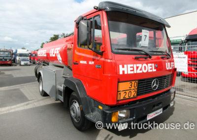 Mercedes-Benz 814 Tankwagen