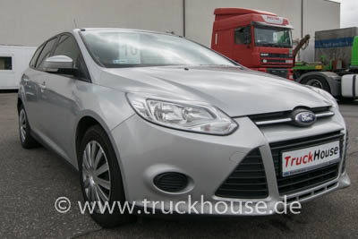 Ford Focus Tunier Trend