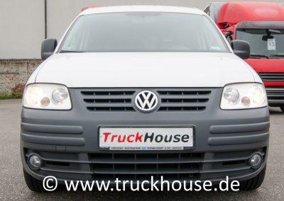 VW Caddy EcoFuel 2.0 mit Bott Werkstattschrank