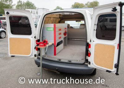 VW Caddy EcoFuel