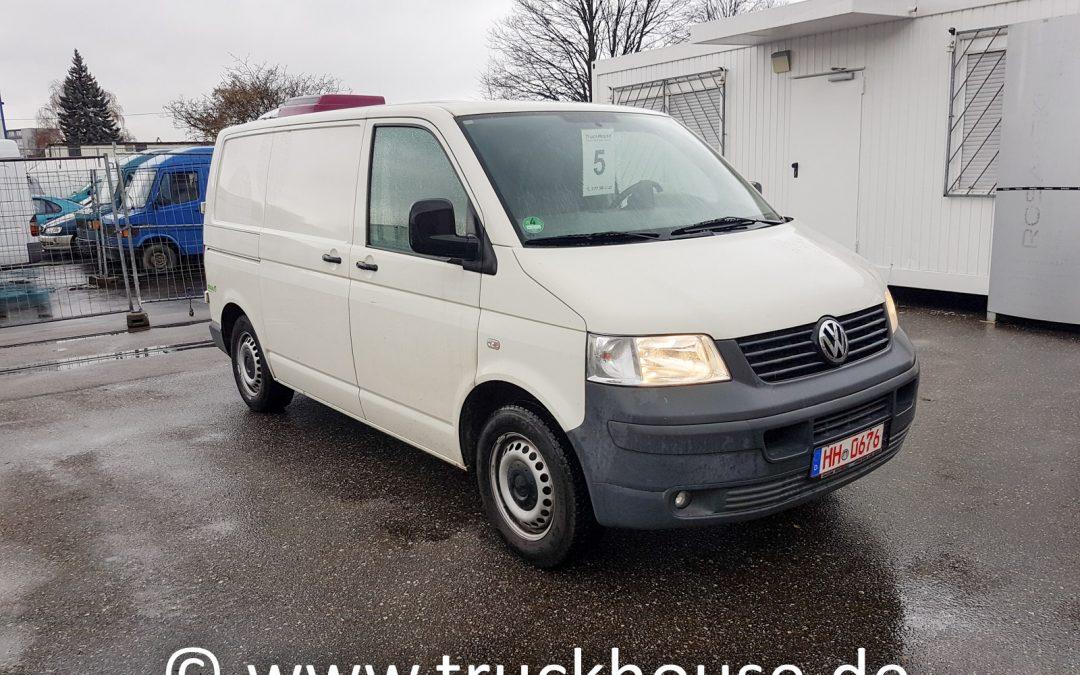 VW T5 Bifuel – Erdgas