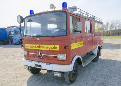 Daimler-Benz LP 608 Feuerwehr Gerätewagen