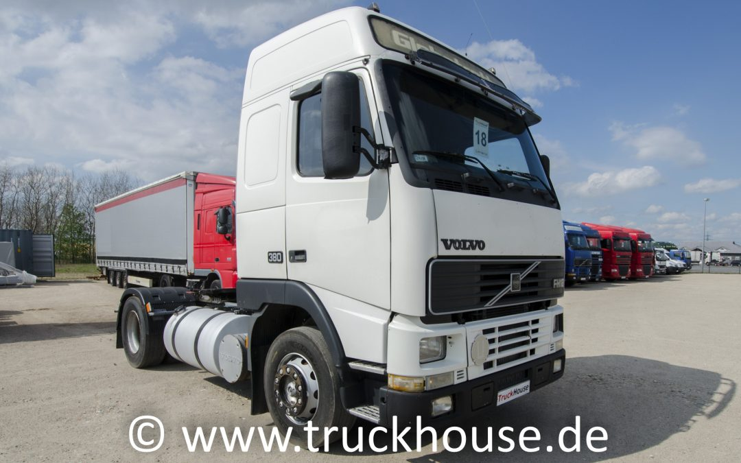 Volvo FH12-380 #808842