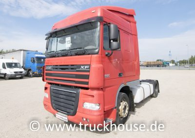 DAF XF105.460 4×2 Low Deck