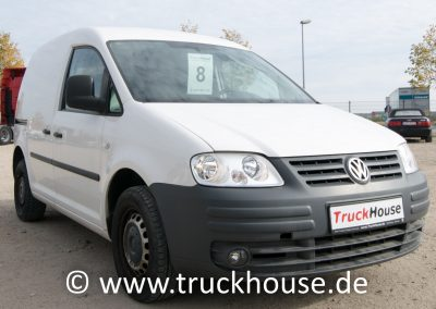 VW Caddy 2.0 Ecofuel