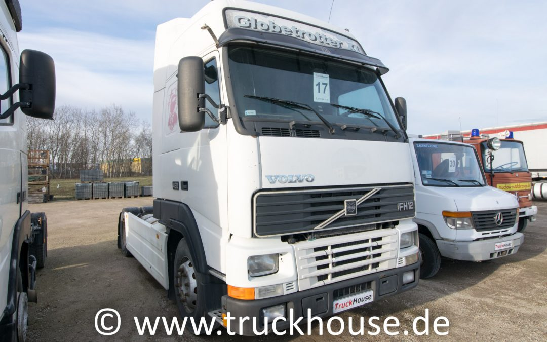 Volvo FH12-460 #254796