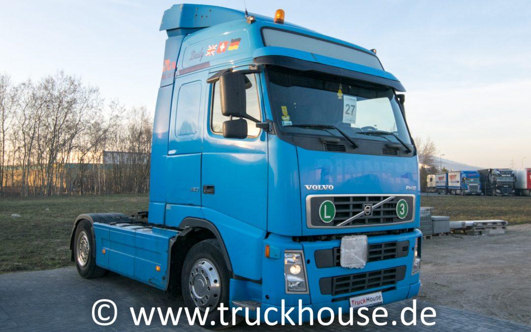 Volvo FH12 420 #609662