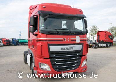 DAF XF460 VIN: 034899