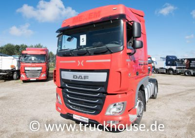 DAF XF 460 FT VIN: 034890