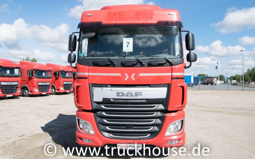 DAF XF 460 FT VIN: 034892