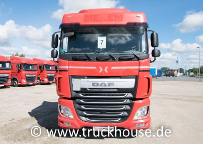 DAF XF 460 FT VIN: 034892