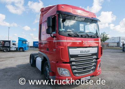 DAF XF 460 FT VIN: 034901