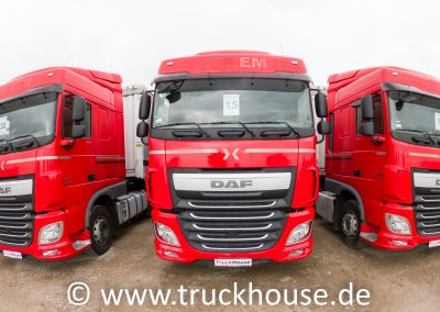 DAF XF 460 FT VIN: 034906
