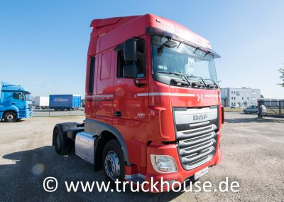 DAF XF 460 FT VIN: 034919