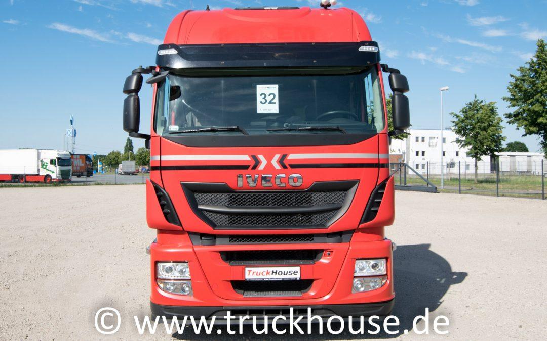 Iveco Stralis 460 Euro 6 #298144