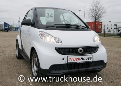 smart fortwo coupé 40 kW cdi #729102