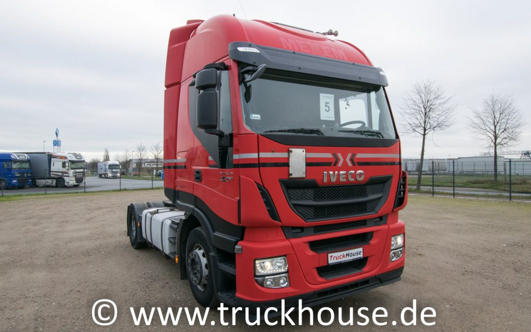 Iveco Stralis Hi-Way 460 Euro 6 #298052