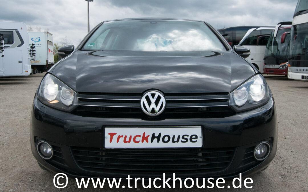 Volkswagen Golf 6 TSI 1.2 #155402