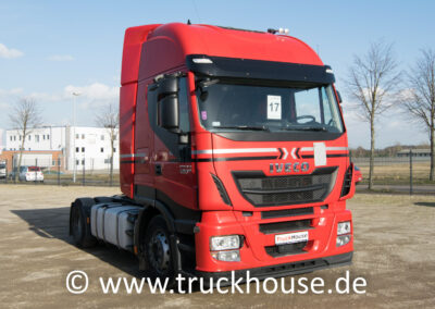Iveco Stralis Hi-Way 460 Euro 6 #325122