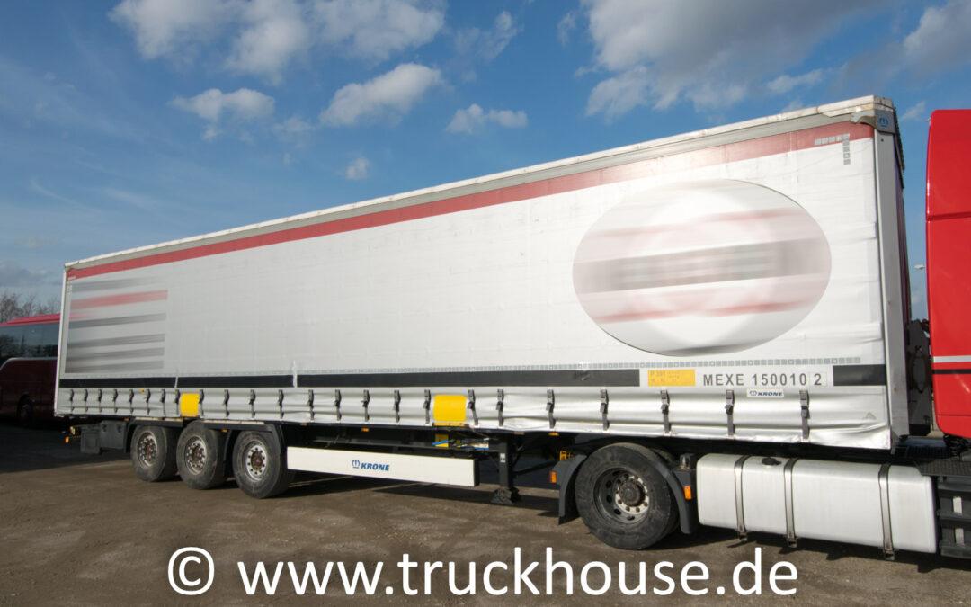 Krone SDP 27 ELHB4-CS Huckepack #678559