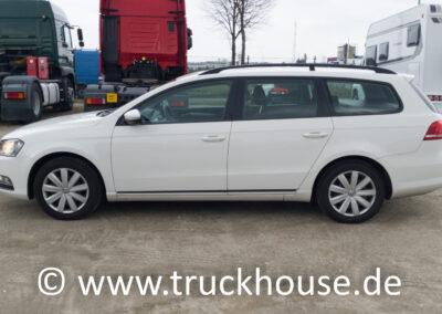 VW Passat 1.4 TSI EcoFuel #058779